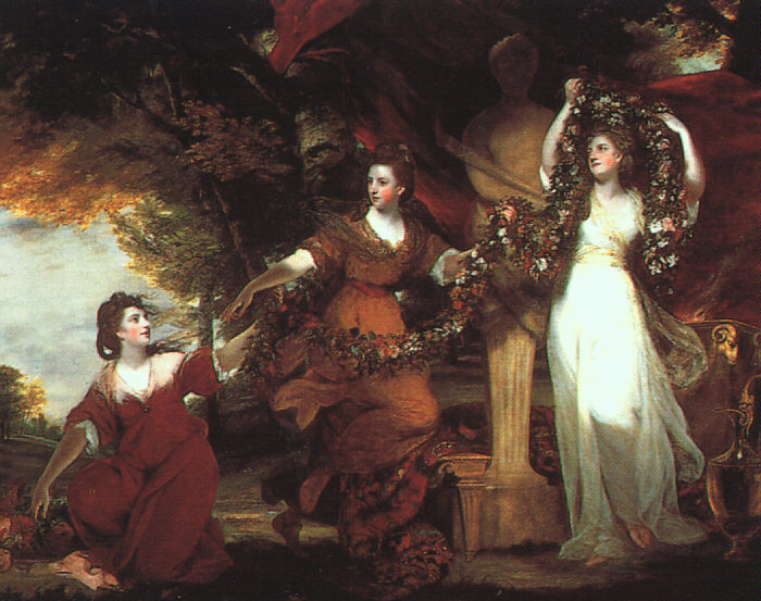 Joshua Reynolds ladies