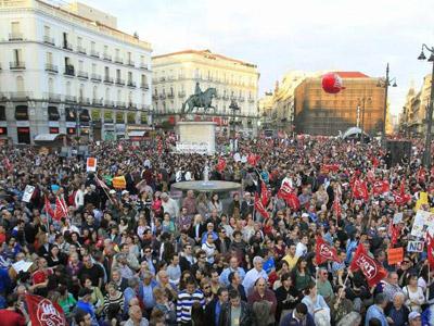 Conflictos colectivos - huelga