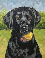 Custom Pet Portrait 12x12 or 11x14