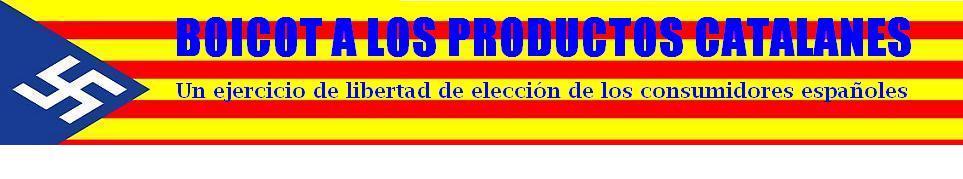 Boicot Productos Catalanes