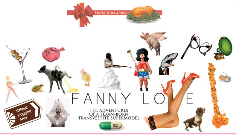 Fanny Love: Transvestite, Super-Model, Poet
