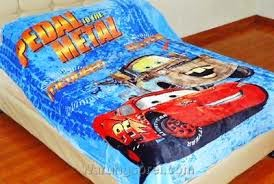 Jual Selimut New Seasons Blanket Cars Pedal Metal