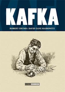 Kafka por Crumb