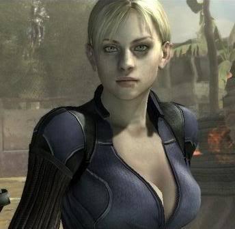 Chicas Sexys De Resident Evil