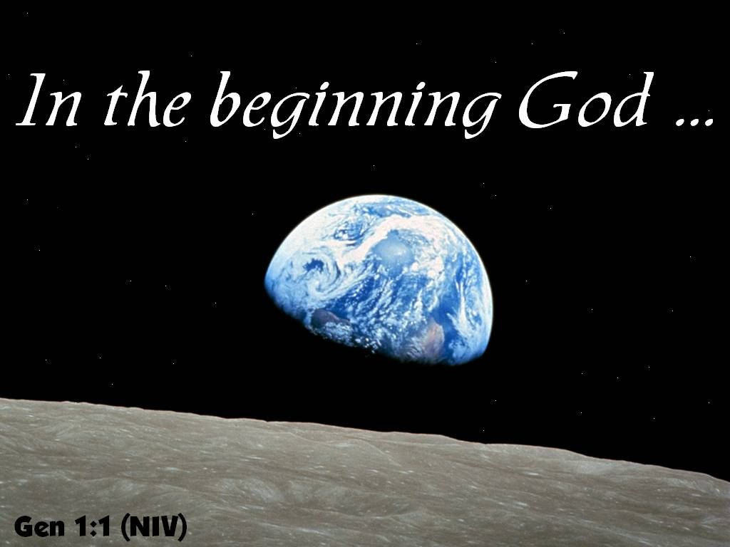 an analysis of the two versions of creation in the beginning of genesis Comparing/contrasting the two creation stories in genesis including the king james version  interpretations of genesis 1:1: in the beginning, god.