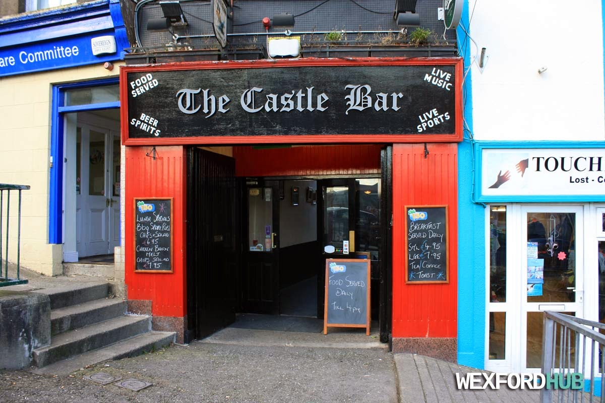 Castle Bar, Enniscorthy