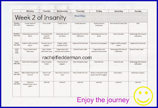 Week 1 of Insanity