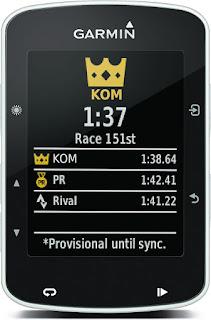edge 520 - ciclismo