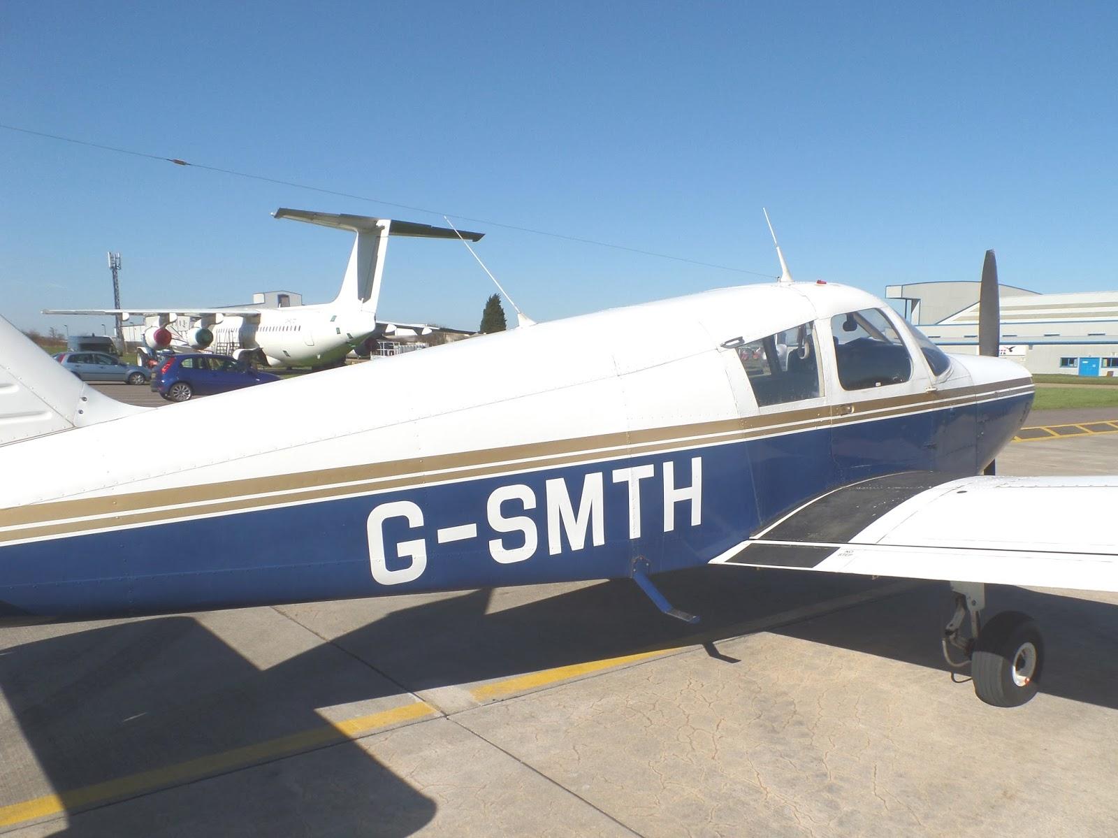 Luke's Propeller Plane