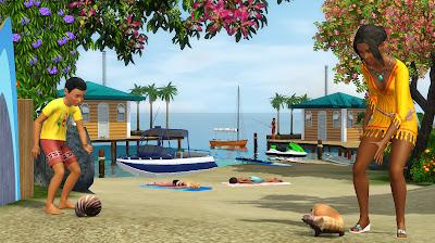 Preview do The Sims 3 Ilha Paradisíaca 3