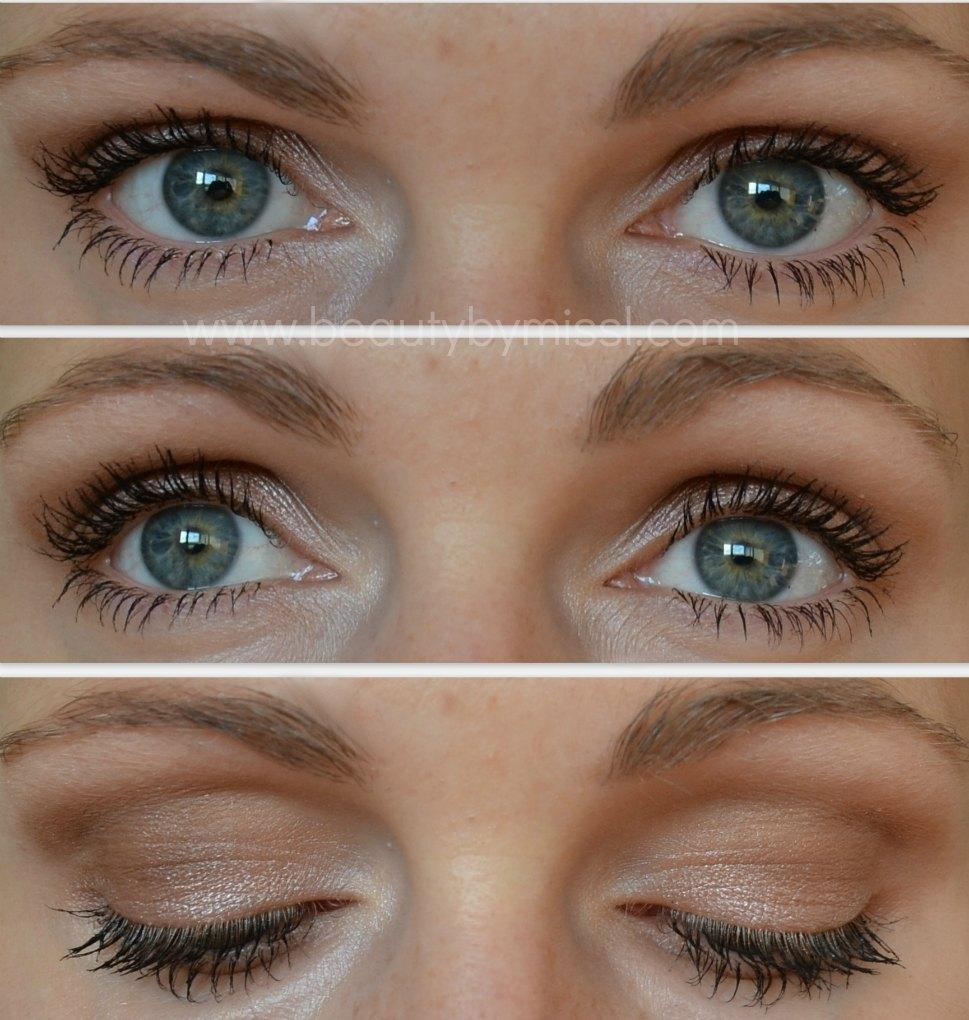 e.l.f. Lengthening & Defining Mascara, MUA Undressed palette