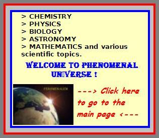 PHENOMENAL UNIVERSE -- FENOMENAL ALEM -- FENOMENALEM