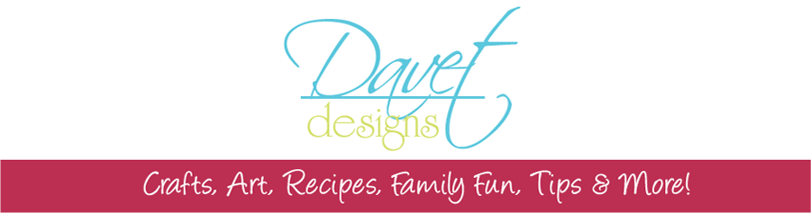 Craft ideas and more from Davet Designs