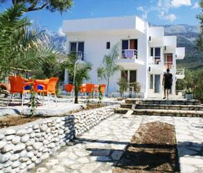 Hotel Ionian Dhermi
