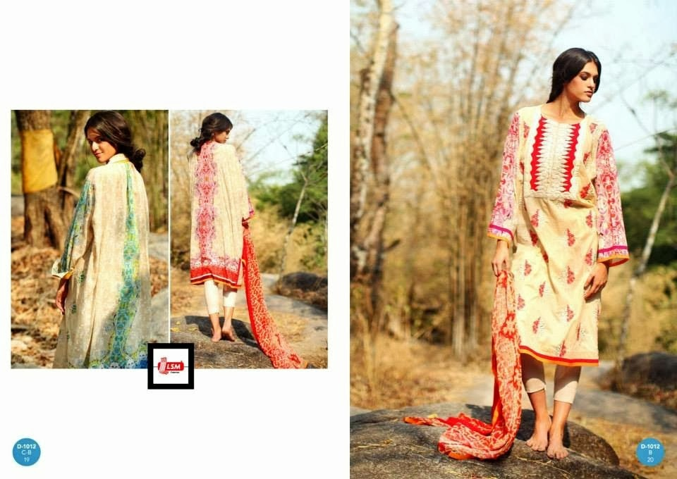New Seasonal Lawn Collection 2014
