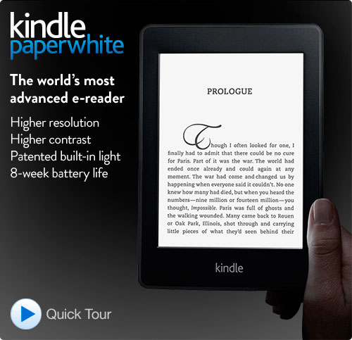 Review: Amazon Kindle Paperwhite 3G