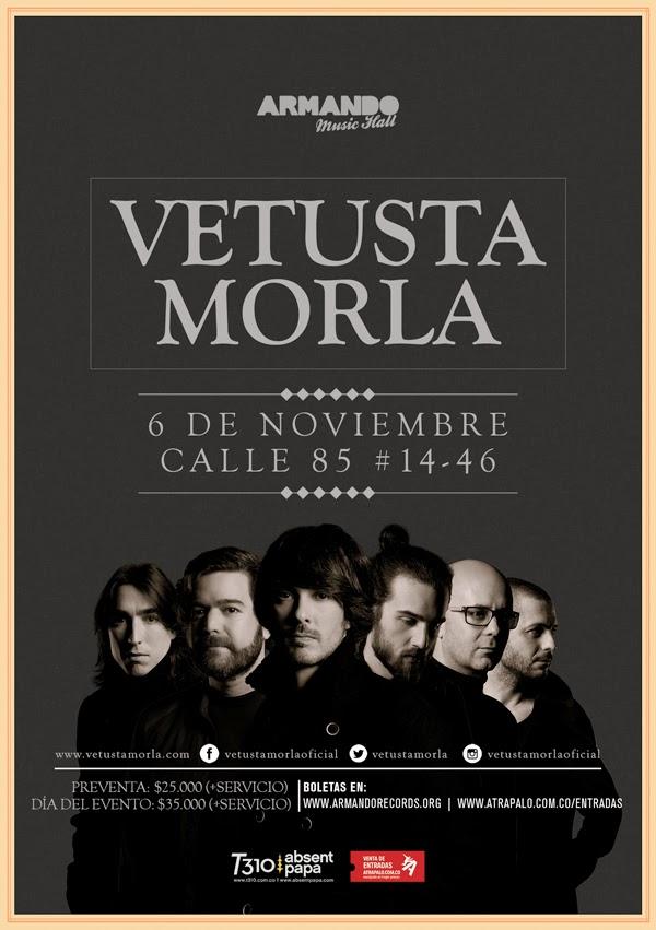 Agendate-Russian-Red-30-septiembre-Vetusta-Morla-6- noviembre-Armando-Records