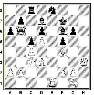 Problema ejercicio de ajedrez número 798: Klinger - Hulak (Palma, 1989)