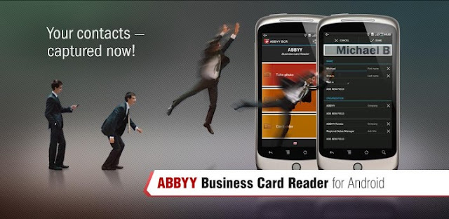 ABBYY Business Card Reader v3.1.1.9 APK