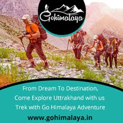 Go Himalaya Adventure - MAKE YOUR JOURNEY POSSIBLE