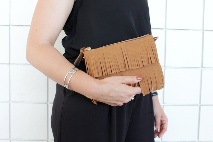 Old Navy Fringe bag