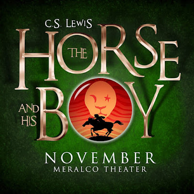 Experience an Epic Ride With C.S. Lewis' The Horse And His Boy At The Meralco Theater