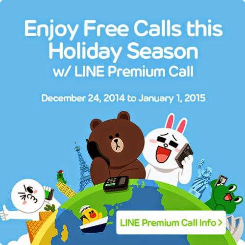 Line free premium call