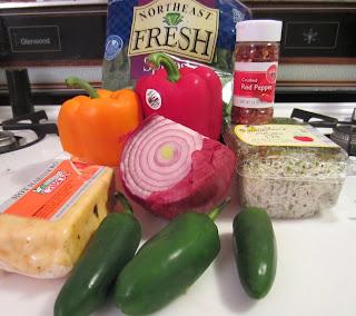 Salad Ingredients for Keto Salad