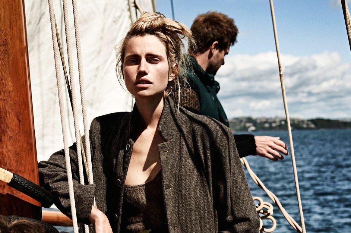 Cato Van Ee by Paul Bellaart for Vogue Netherlands