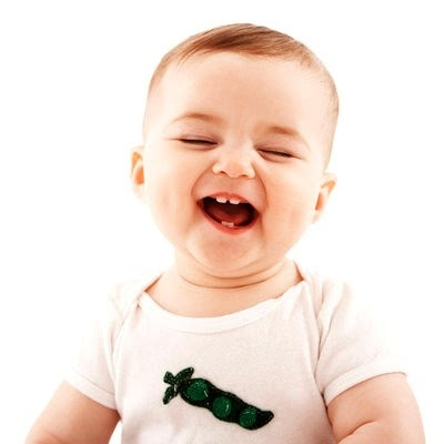 Baby laughing pictures