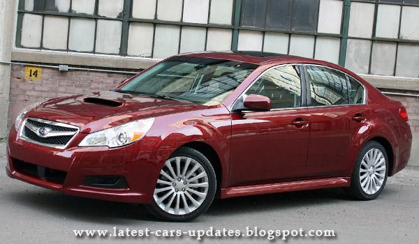 Subaru Legacy IIHS safest cars
