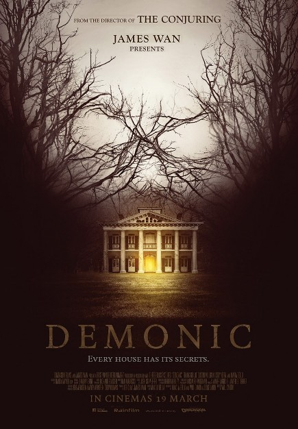 """Demonic (2015)"" movie review by Glen Tripollo"