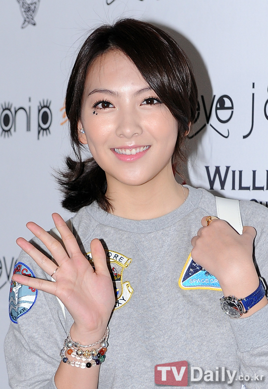 Jiyoung KARA Keluar dari IRIS 2