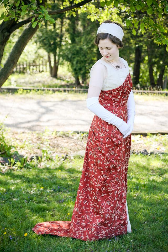 Mode de Lis: Past Projects · Titanic Evening Gown