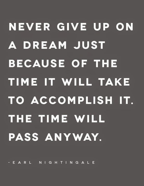 motivational monday, motivation monday, motivational quote, positive quotes, never give up, in due time, dream big, success, future, college, dreams, goals, accomplishments,