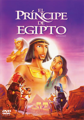El Príncipe De Egipto [1998] [DVDRip] [Latino]