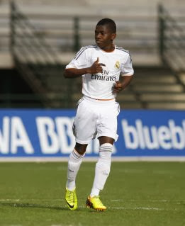 REAL MADRID BENJAMIN