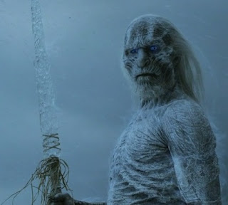 white walkers, game of thrones, season 3, hbo, special