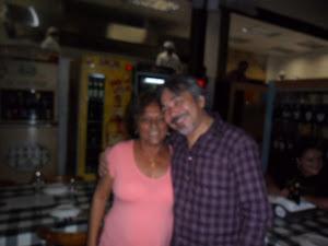 Santana, O Cantador, e Eu
