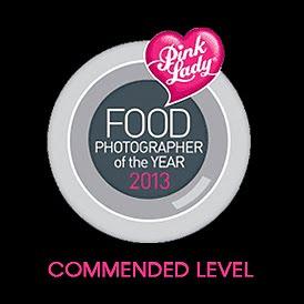 Pink Lady 國際美食攝影競賽  ♥ 百大受讚賞的作品