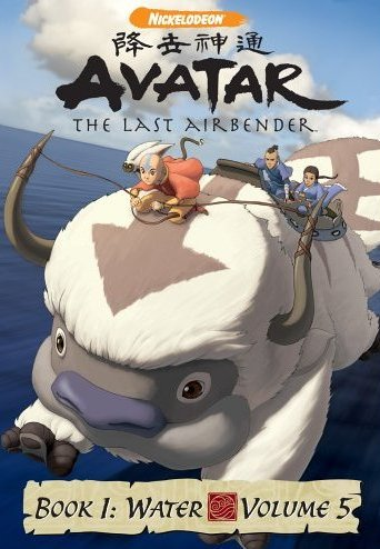 Avatar: La Leyenda de Aang - Libro Agua