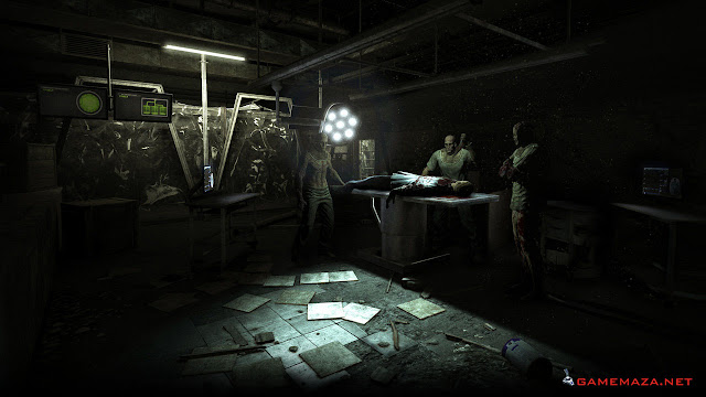 Outlast Gameplay Screenshot 1