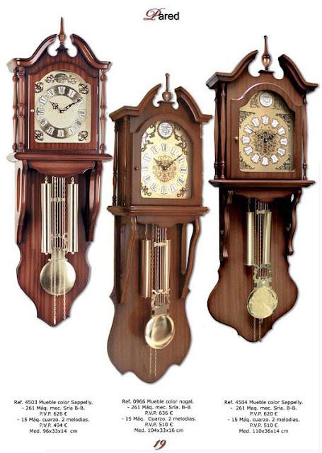 Artis tempus cat logo de relojes decorativos - Relojes decorativos pared ...