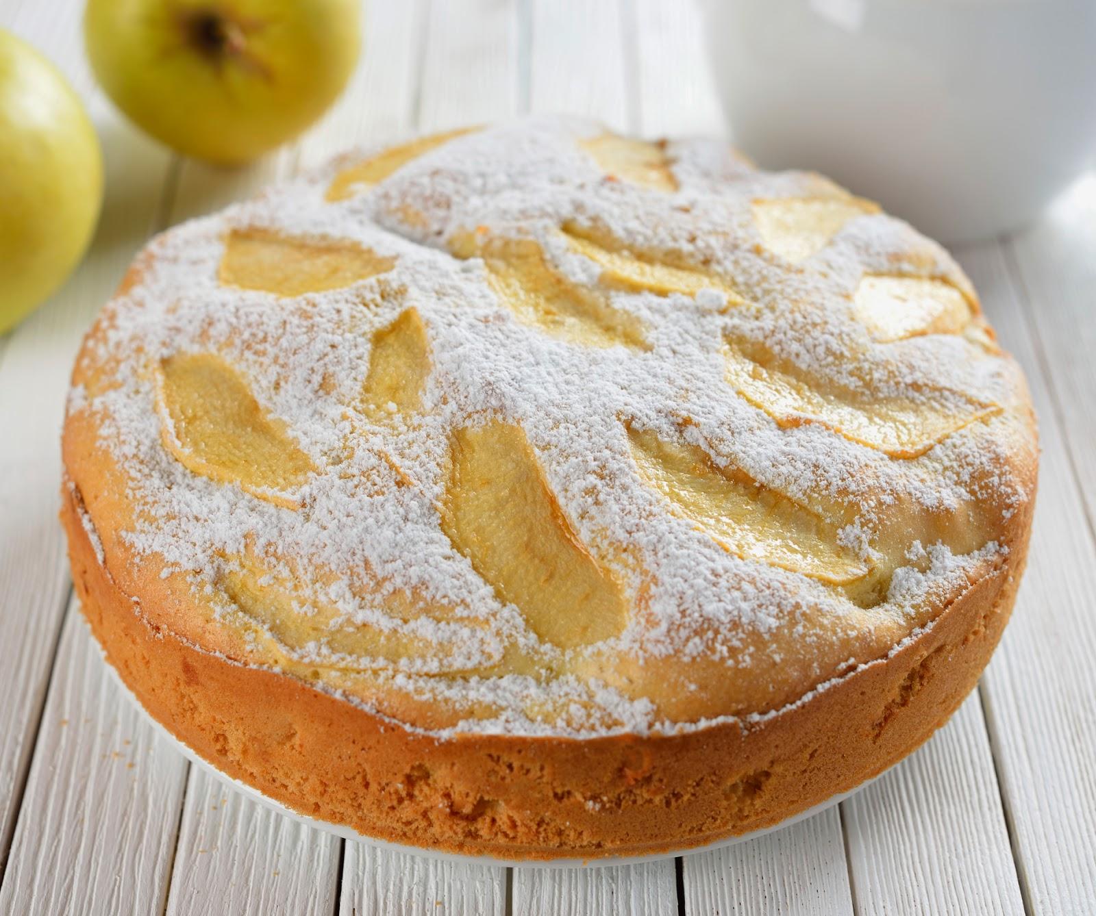 Ricetta col bimby torta di mele