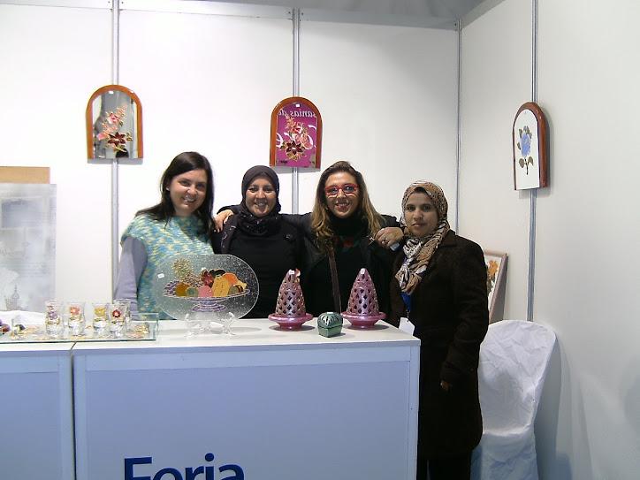 Mujeres de Tetuán en Málaga