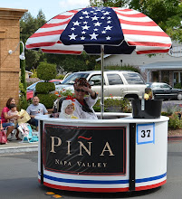 Yountville Parade 10-2-11