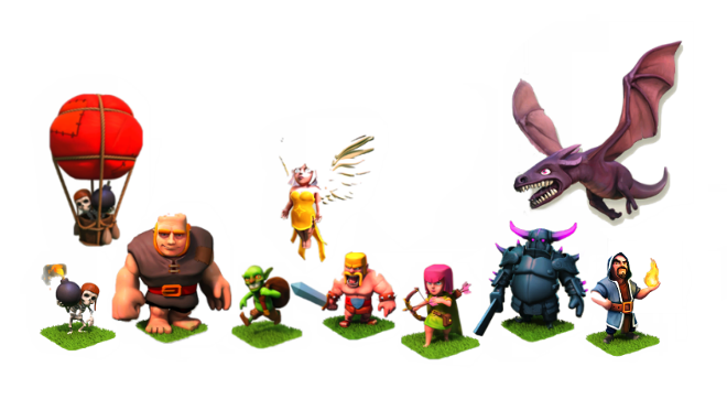 Clash of Clans; Attack!