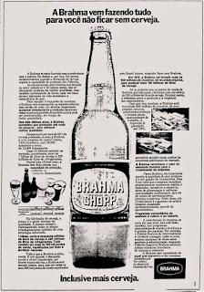 reclame anos 70; oswaldo hernandez;