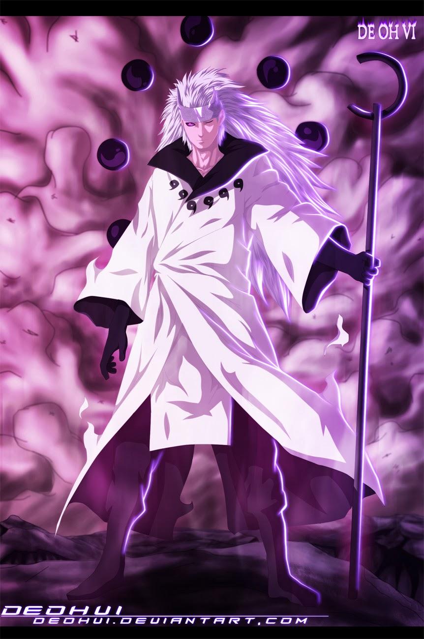 Naruto chap 664 Trang 18 - Mangak.info