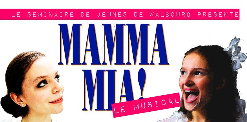 Mamma Mia à Walbourg !